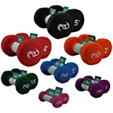 Fitness-Mad Neo Dumbbell Pair (Boxed in a pairs)