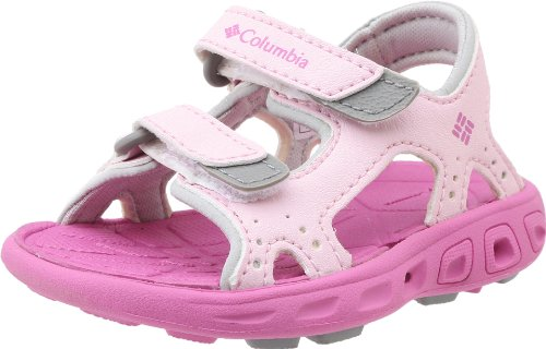 Columbia Techsun Vent 3 Strap Water Sandal (Toddler),Cupid/Very Berry,7 M Us Toddler front-1012120