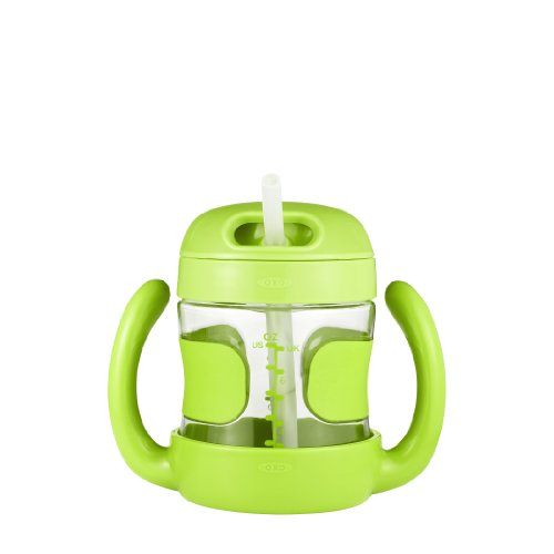 Straw Cup With Handles front-535541