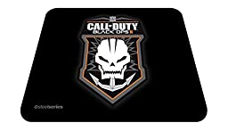 SteelSeries Call Of Duty Black Ops II QcK Gaming Mouse Pad - Badge Edition
