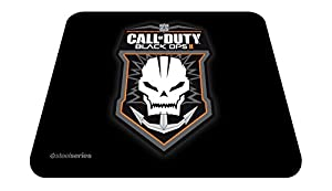 SteelSeries QcK Mouse Mat - Call of Duty Black Ops II: Badge Edition (Mac/PC DVD)