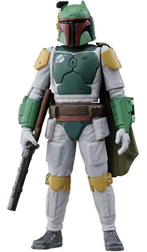 Takara Tomy - Figurine Star Wars - Boba Fett Métal Collection 6cm - 4904810839057
