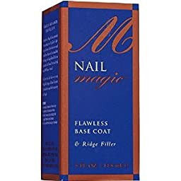 Nail Magic Flawless Base Coat & Ridge Filler