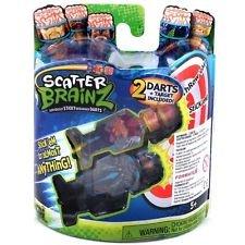 Scatter Brainz Sticky Darts 2 Darts & Target - 1