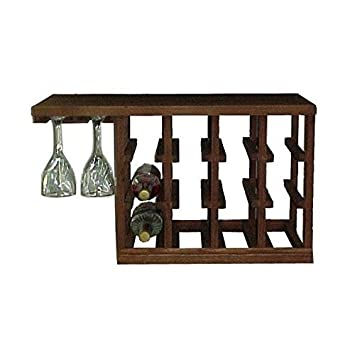 Woodworking plans wine glass rack