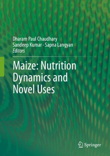 Sandeep Kumar, Sapna Singh  Dharam Paul Chaudhary - Maize: Nutrition Dynamics and Novel Uses