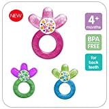 MAM Cooler Teether (Pink) Design may Vary