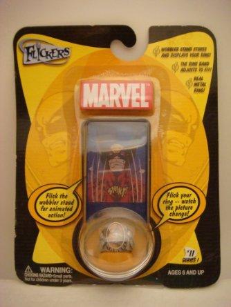 Marvel Flickers - 1