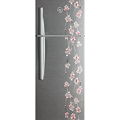 Godrej RT EON 241 P 4.3 Frost-free Double-door Refrigerator (241 Ltrs, 4 Star Rating, Silver Meadow)