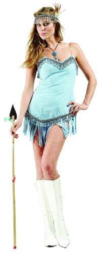 Adult Sexy Indian Princess Costume Size Medium (6-8)