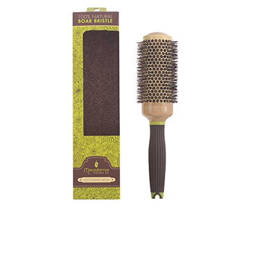 MACADAMIA - BRUSH boar hot curling 43 mm-unisex