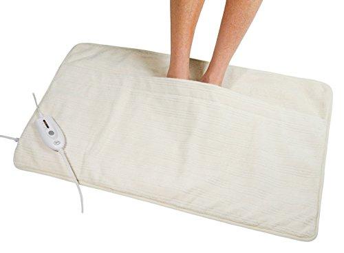 serta-ultra-plush-triple-rib-electric-heated-foot-warmer-natural