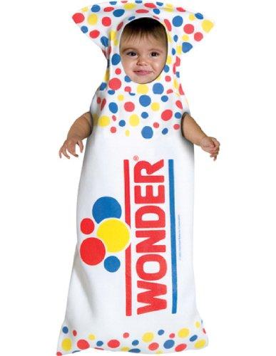 Wonder Bread Costume Baby