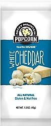 Rocky Mountain Popcorn, White Cheddar…
