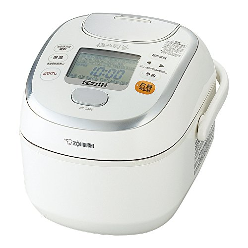 象印 炊飯器 圧力IH式 3.5合 NP-QA06-WZ