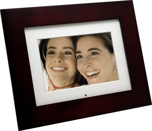 "Pandigital 6.0"" Digital Photo Frame w/2 Interchangeable Frames"