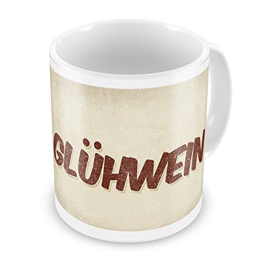 Coffee Mug Glühwein Cocktail, Vintage style - Neonblond