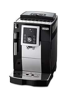 DeLonghi ECAM 23210 B Kaffeevollautomat Cappuccino (1,8 l Wasserbehälter, Dampfdüse) schwarz
