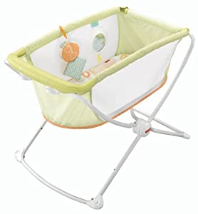 Fisher-Price Rock 'n Play Portable Bassinet (Discontinued by Manufacturer)