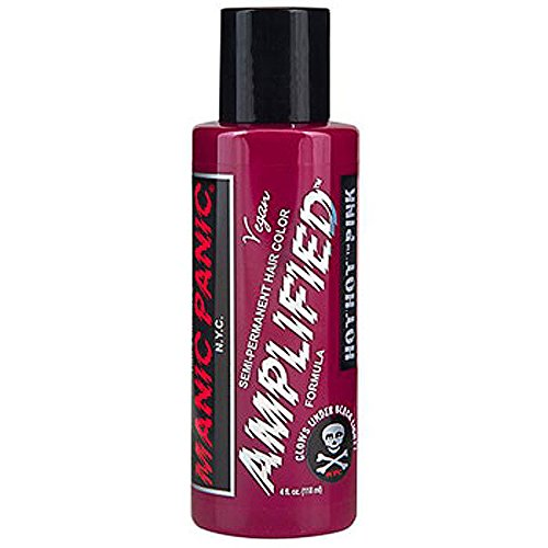 MANIC PANIC Amplified Semi-Permanent Hair Color - Hot Hot Pink