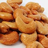 Farm Fresh Nuts Dry Roasted Cashews with Himalayan Salt