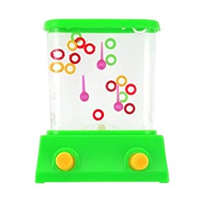 Handheld water ring game