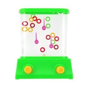 Handheld water ring game