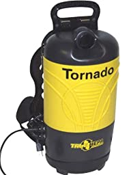 Tornado Pac-Vac PV6 Commercial Backpack Vacuum Cleaners