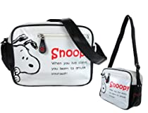 Black and White Snoopy Purse - Snoopy Handbag
