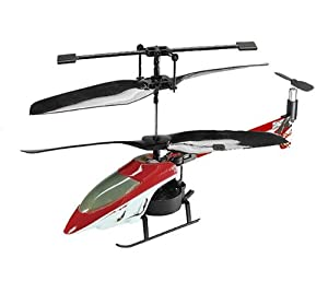 Radio Controlled Micro 360 Helicopter (3 Channel)