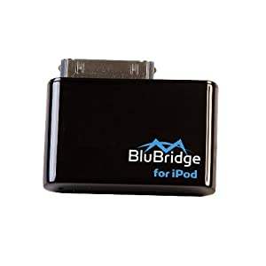 41u51DVRV4L. SL500 AA300  Miccus BluBridge Bluetooth Music Transmitter for iPods   $20 + free S&H
