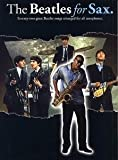 NORTHERN SONGS GUEST SPOT + CD - THE BEATLES FOR SAX Sheet music pop, rock Wind