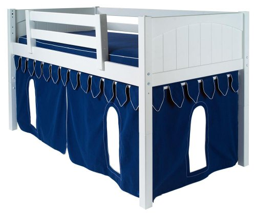 Low Bunk Beds For Kids 2559 front