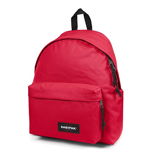 eastpak-sac-a-dos-loisir-padded-pakr-40-cm-24-l-rouge-chuppachop-rouge
