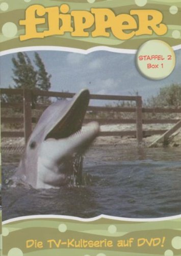 Flipper - Staffel 2, Box 1 [2 DVDs]