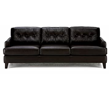 Palliser 77575 Barbara Sofa in Bonded Leather