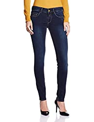 Replay Womens Skinny Jeans (WX613 .000.41A 601_Dark Blue_28)
