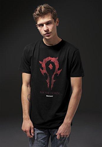 Urban Classics T-Shirt Warcraft Horde, Farbe:black;Größe:XL
