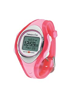 Tech4o  Accelerator Women's Fitness - Watch (Carnation)
