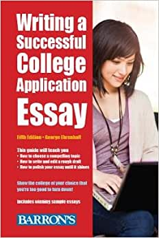 Writing a successful college application essay paperbackswap