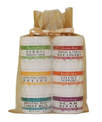 Kuumba Made Herbal First Aid Gift Set (Kuumba Made Scar compare prices)
