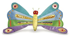 The World of Eric Carle: Butterfly Hand Puppet by Kids Preferred from Kids Preferred