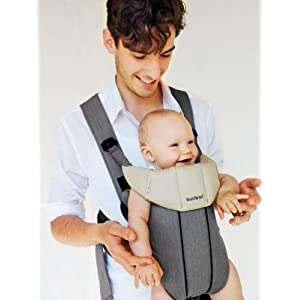 BabyBjorn Organic Active Carrier