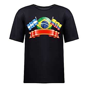 2015 fashion new soccer diy t shirt for men for Amazon custom t shirts
