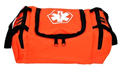 Dixie EMS Dixigear Empty First Responder II Bag, Orange from Dixie Ems