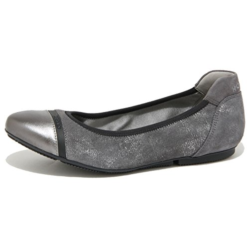 1157O ballerina HOGAN grigio scarpe donna shoes women [36]