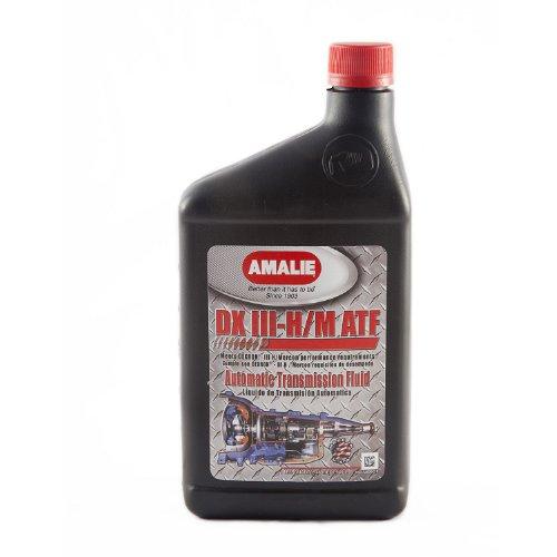 Amalie (72836-56) DEXRON III-H/MERCON Automatic Transmission Fluid - 1 Quart (Power Steering Fluid Dexron Atf compare prices)