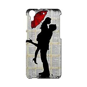 BLUEDIO Designer Printed Back case cover for HTC Desire 728 - G1261