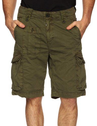 Addict 8th Cargo Men's Shorts Leaf Medium