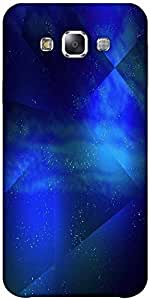 Snoogg Abstract Cosmos Background Designer Protective Back Case Cover Forsams...